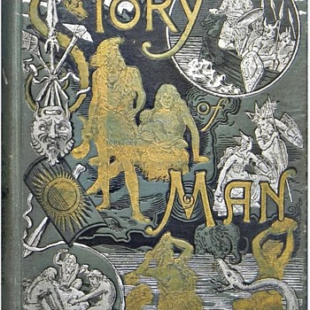 The Story of Man by J.W. Buel - Books