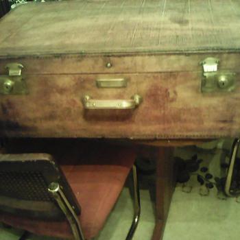 Vintage luggage MY FAVORITE  - Bags
