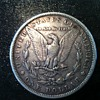 1884 Silver Dollar