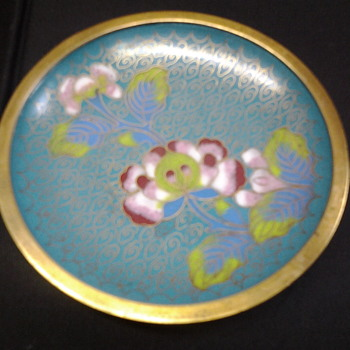 cloisone plates - Asian