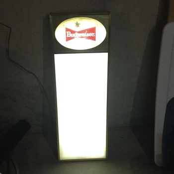 Budweiser Light for posting pictures