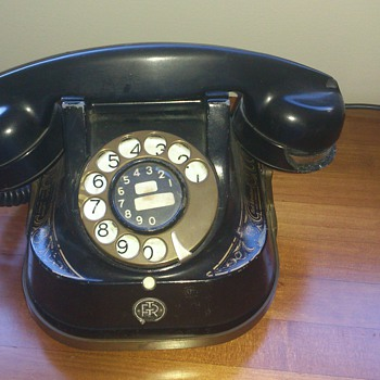 Telphone from the Bell Telephone Company