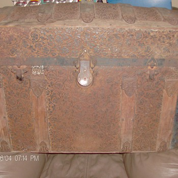 Our Steamer Trunk
