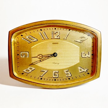 ASPREY -LONDON  - Clocks