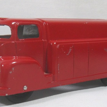 Slik-Toys Tanker truck - Model Cars