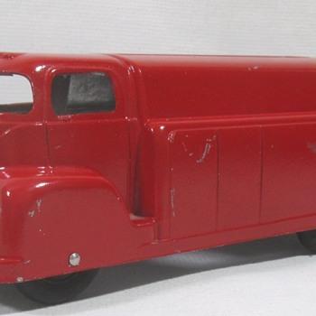 Slik-Toys Tanker truck