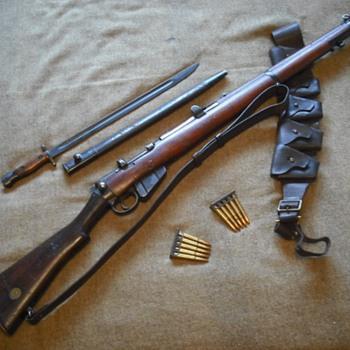 Australian SMLE Rifle