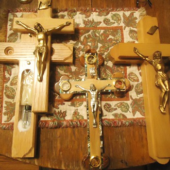 Item	Price	Qty	Total # 15252776 - Trio of Crosses	$19.99	1	$19.99