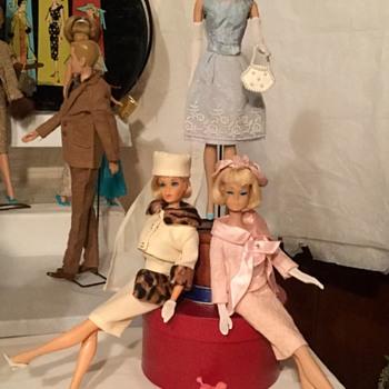 Vintage Barbie '65 & '66 pt II