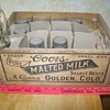 Coor&#039;s malt jars