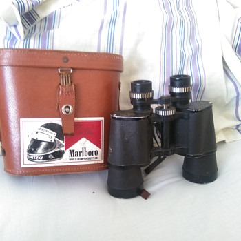 Vintage binoculars - Tools and Hardware