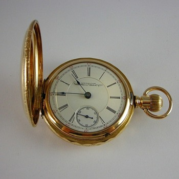 Waltham, Appleton Tracy & Co. Pocket Watch - Pocket Watches