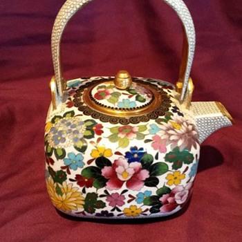 Inaba Nanaho Japanese Teapot