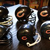 Chicago Bears Mini Helmets