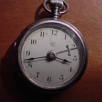 "3/4"" thick pocket watch OCW mark"