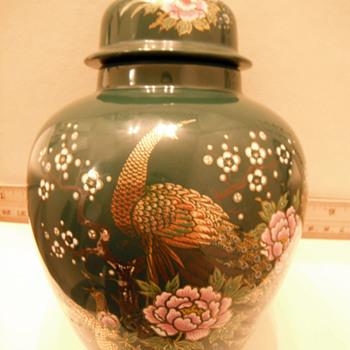 Asian vase/urn ?