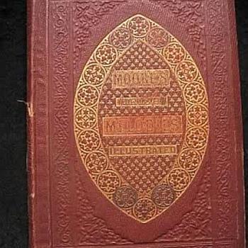 Thomas Moore Irish Melodies 1964, Illustrated - Books