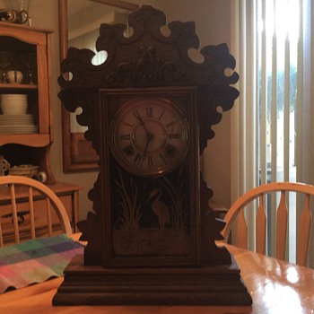 Just inherited this belonged to my grandmother's grandmother!  - Clocks