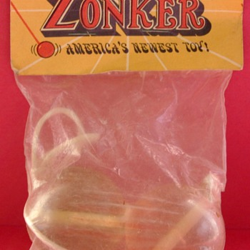 Zonkers (Clackers) Vintage Toy