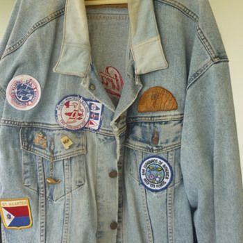 Denim jacket - Mens Clothing