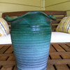 Weller Ware Green Vase