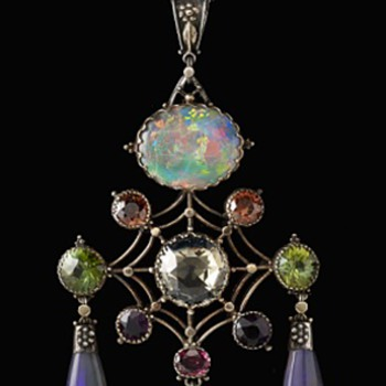 Arts & Crafts/Nouveau/Jugendstil Jewellery exhibition - Maker & Muse - Arts and Crafts