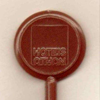 Hotéis Othon (Brazil) - Cocktail Stirrer - Advertising