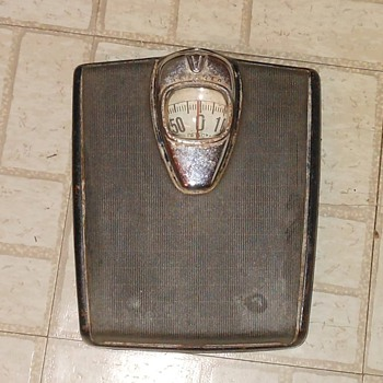 Vintage Detecto Bathroom Scale