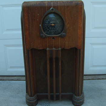Zenith long range radio