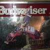 Budweiser Mirror - rare