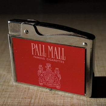 Vintage Pall Mall Cigarette Lighter