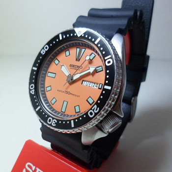 Seiko 6309-729A   1985 - Wristwatches