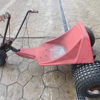Vintage Alsport Tri-Sport Off Road 3 Wheeler Trike