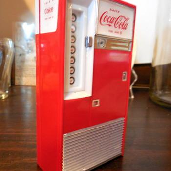 1960's Coca-Cola Transistor Radio