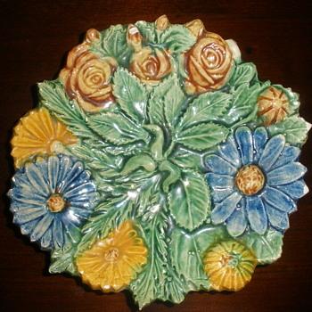 Portuguese pottery - Caldas da Rainha