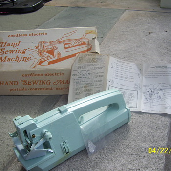 HAND SEWING MACHINE  - Sewing