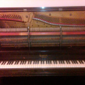 Kimball Piano - Music