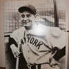 Large Lou Gehrig Picture 60&quot;x49&quot;