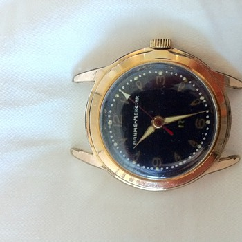 Can anyone tell me about this watch??? - Wristwatches