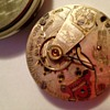 Hartford Railroad pocket watch-old