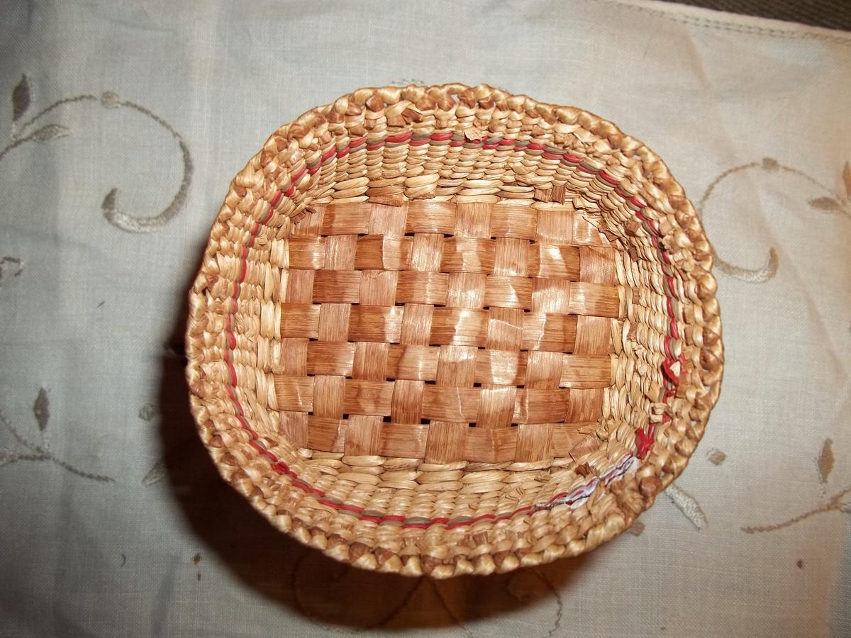 Native American Makah Woven Basket Collectors Weekly