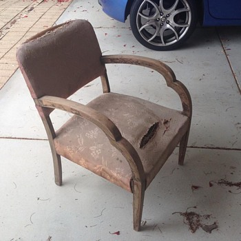 Help! What era is this chair!?!