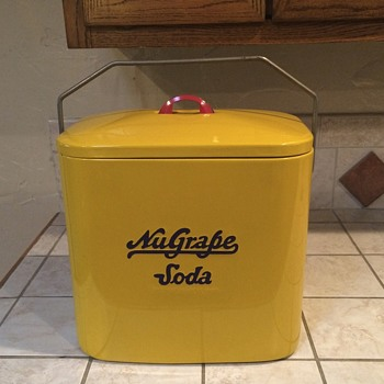 Nugrape Superior Junior Cooler