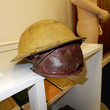 Helmet with Cruise visor