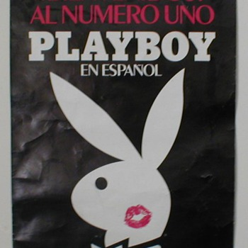 Playboy Poster - Spain