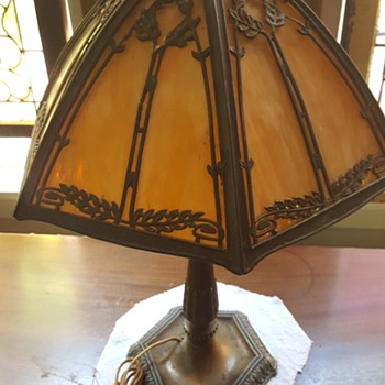 Unknown Lamp 1 - Lamps