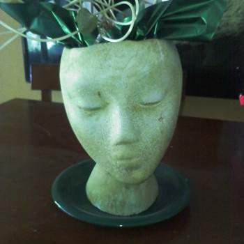 Flower Pot - Art Pottery