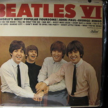 Two more Beatles - Records