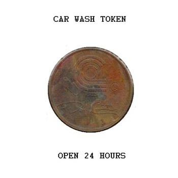 "Car Wash Token - ""Don Cartes"""