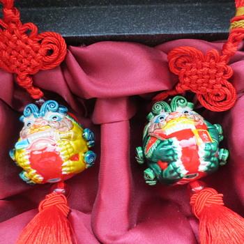 Bonum Art Ornaments